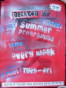Beckton-YIP-spray-poster